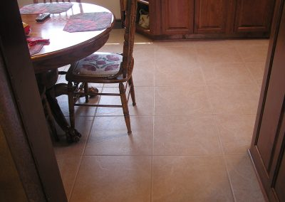 Philip Brady Kitchen Floor Tile