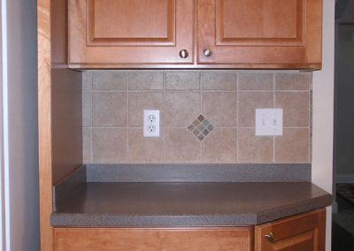 Tom Bognar Backsplash