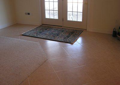 Manis Basement Bar Floor Tile