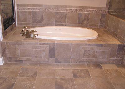 Early Master Bath