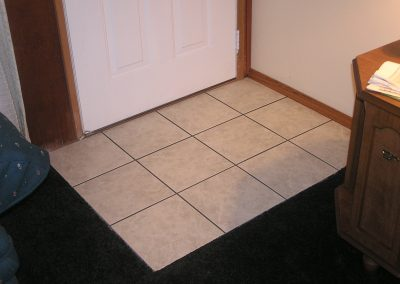 Sanek Entry Floor