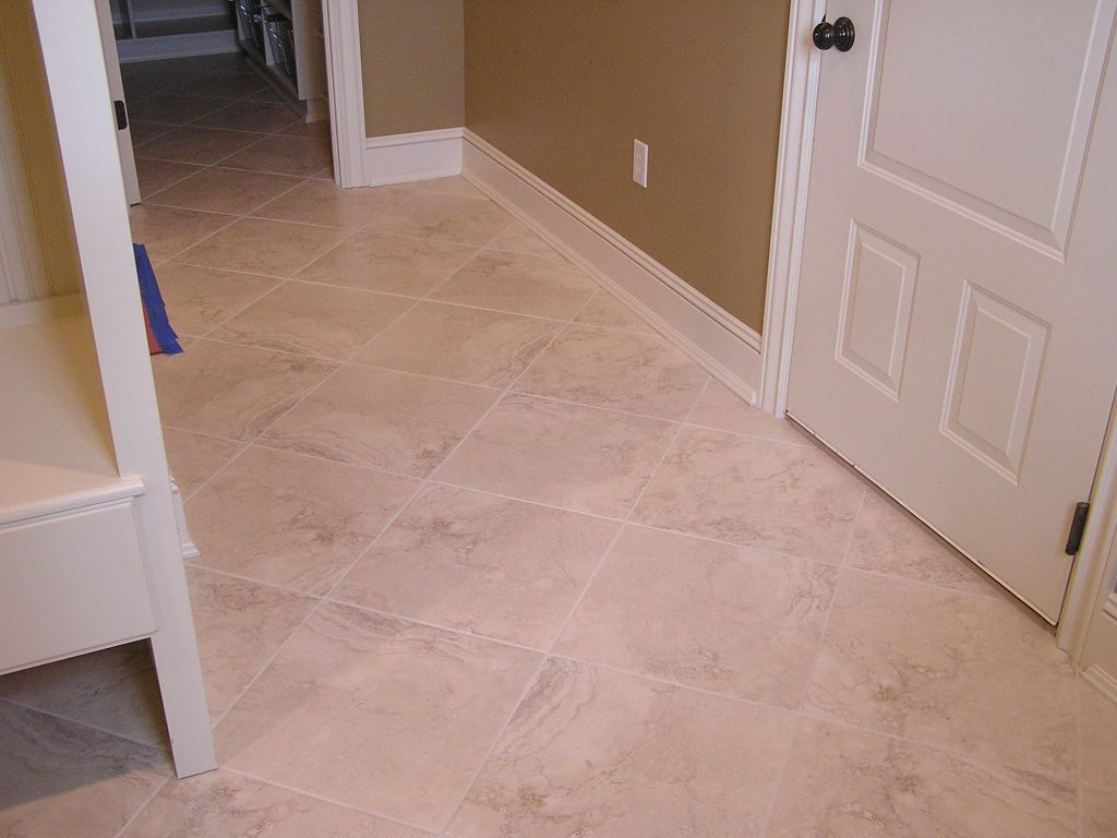 Richterman Tile Mud Room