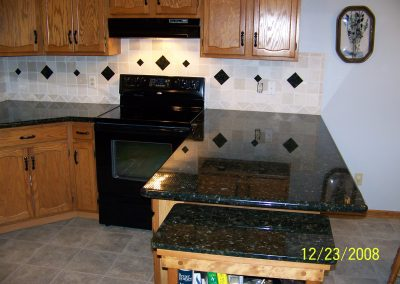 Almquist Stone Backsplash