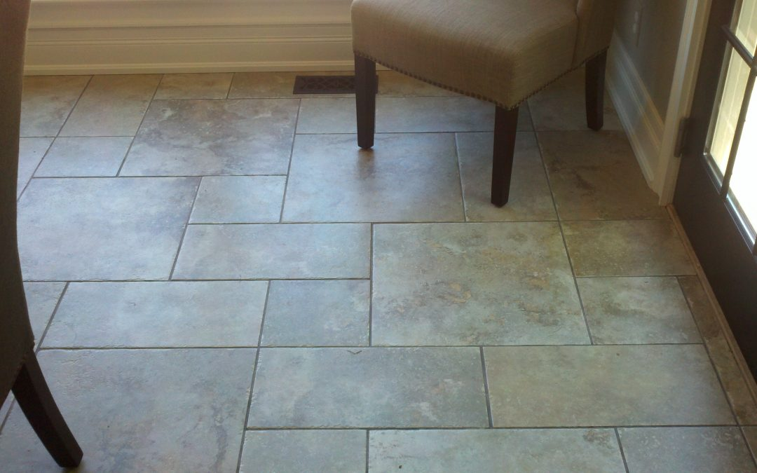 Monocibec Graal Porcelain Tile Floor in Hudson, Ohio
