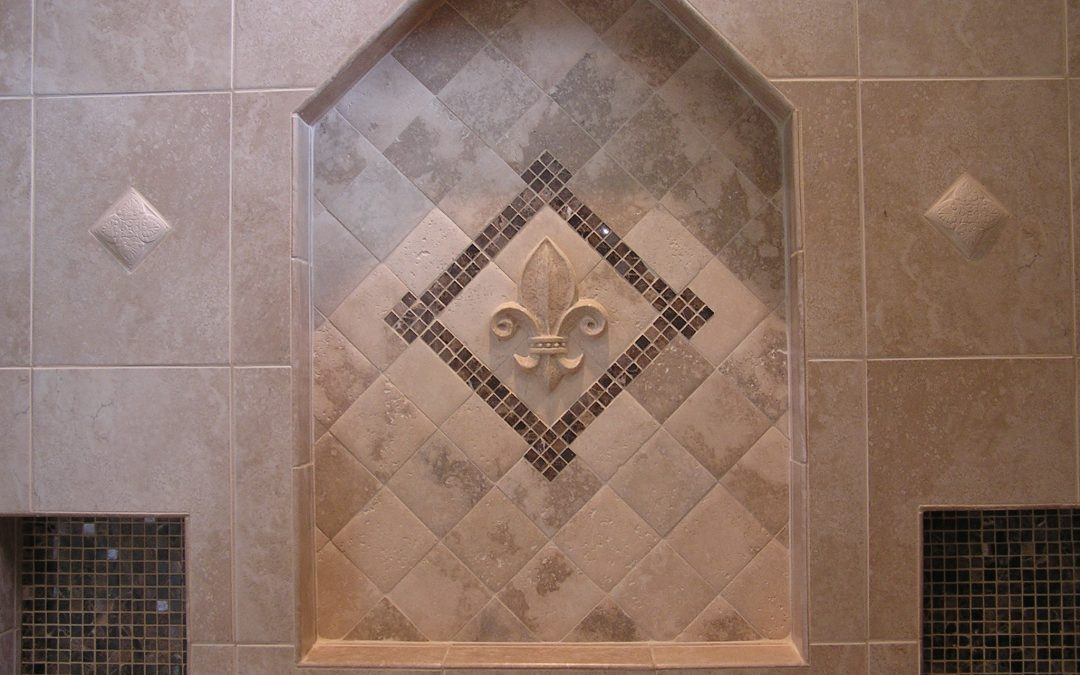 Custom Tile & Stone Shower in Cuyahoga Falls, Ohio