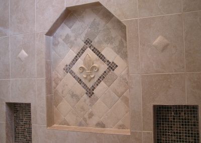 Danny Karam Custom Shower