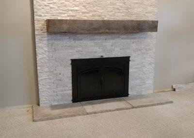 Chris Gable Fireplace
