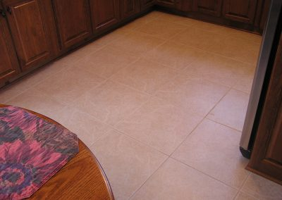 Philip Brady Kitchen Floor Tile