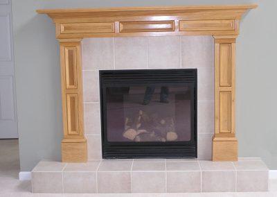 Karam Builders Fireplace