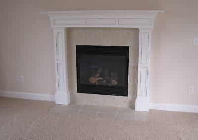 Creekside #64 Fireplace