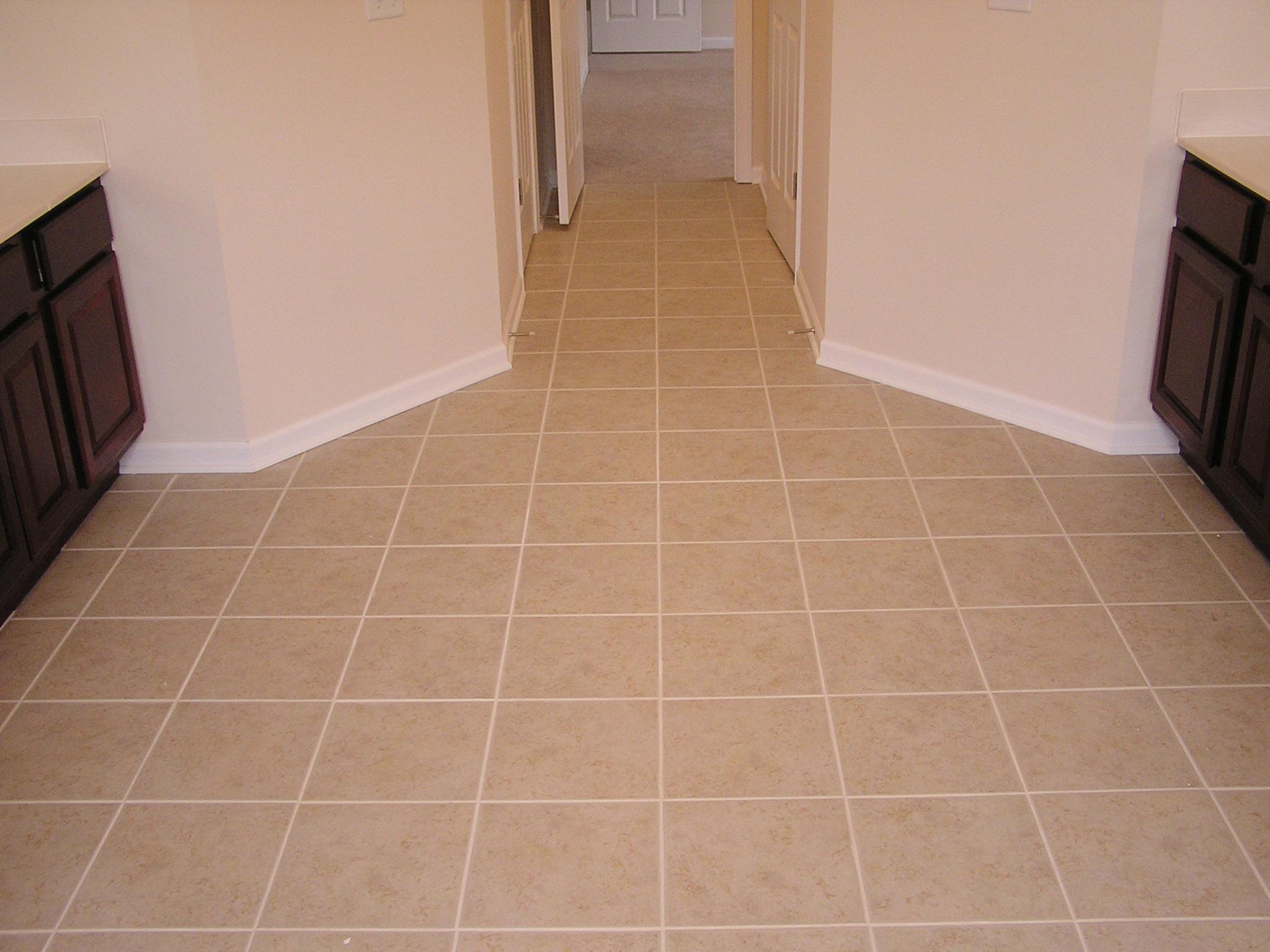 Creekside64 Bathroom Floor