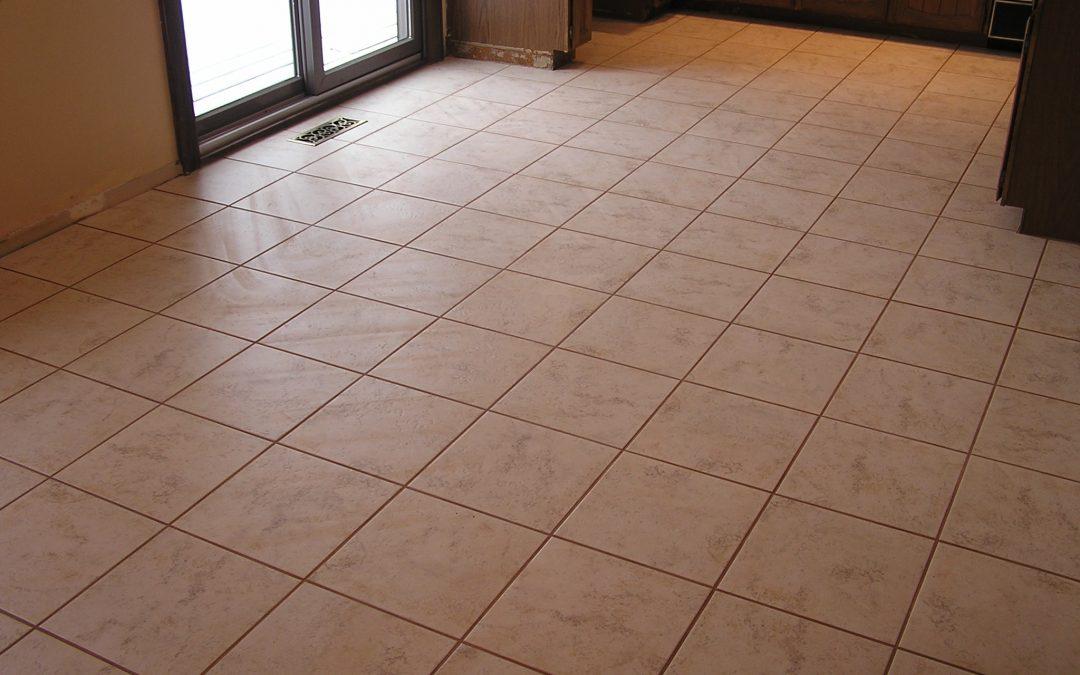 Ceramic Tile Floor in Uniontown, Ohio