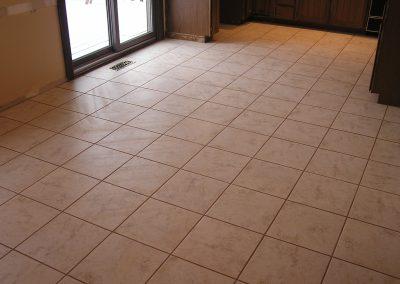 Dilbeck Kitchen Dining Tile Floor