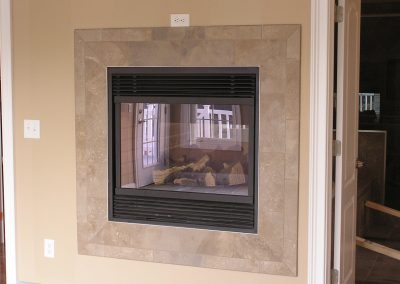 Michael Early Fireplace