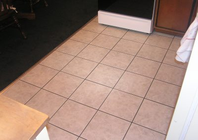 Sanek Kitchen Floor