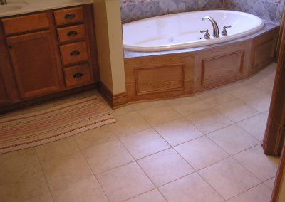 Roberts Master Bathroom