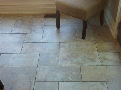 Monocibec Graal Porcelain Tile Floor in Hudson, Ohio